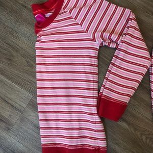 Victoria's Secret Intimates & Sleepwear - Victoria's Secret Candy Cane Thermal two piece PJ